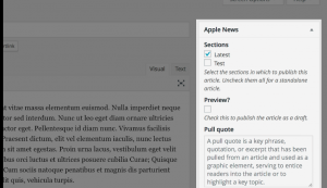 apple wordpress 2
